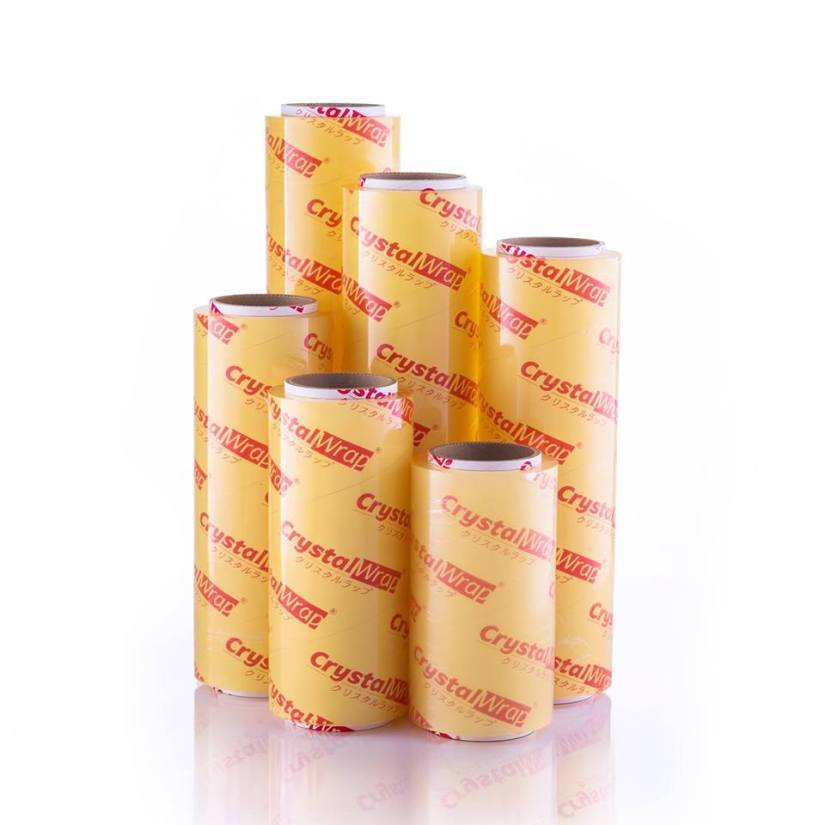 crstal wrap film